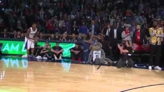 Slam Dunk Contest  Ben McLemore vs John Wall   February 15, 2014   NBA 2013 14 Season