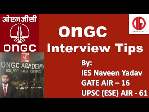 ONGC interview guidence by AIR 16