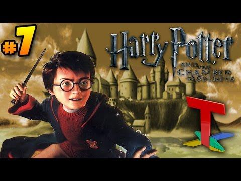 Guía en Español de Harry Potter y la cámara secreta [Parte 7]