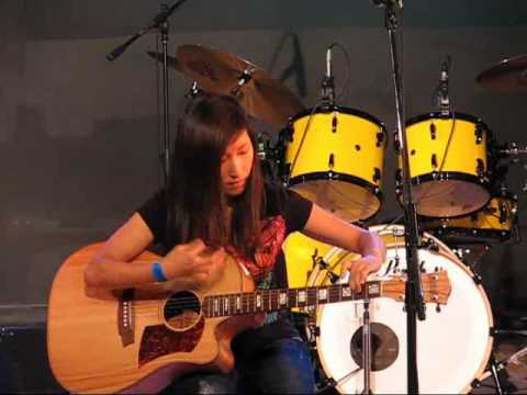 Guitar Workshop Plus - Student Christine.flv