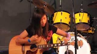 Guitar Workshop Plus - Student Christine.flv