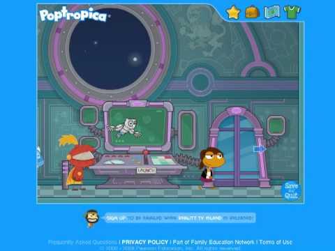 Poptropica: Red Dragon Island FULL Walkthrough ★ - YouTube