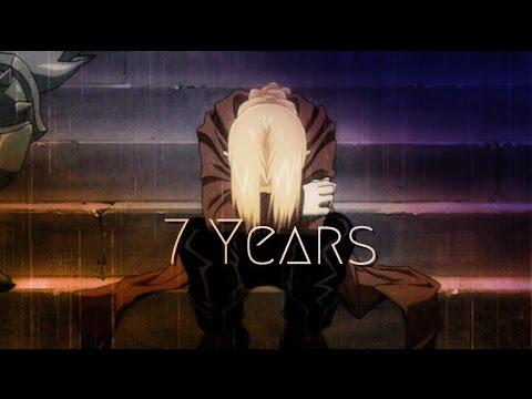 Fullmetal Alchemist Brotherhood AMV - 7 Years