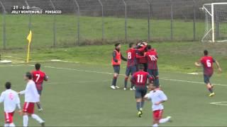 Jolly Montemurlo-Ponsacco 1-1 Serie D Girone E