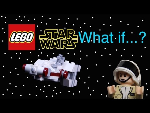 What if captain Antilles was more cunning? (Lego Star Wars)