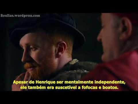 Dentro da corte de Henrique VIII - (Inside the court of Henry VIII, legendado, 2015)
