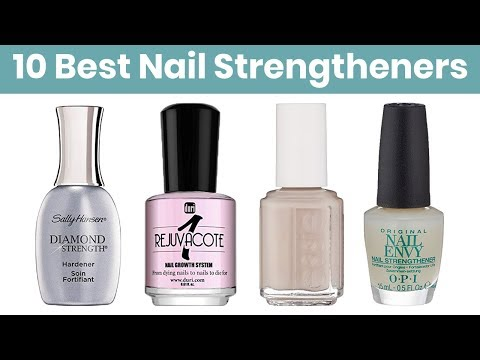 Best Nail Strengthener Without