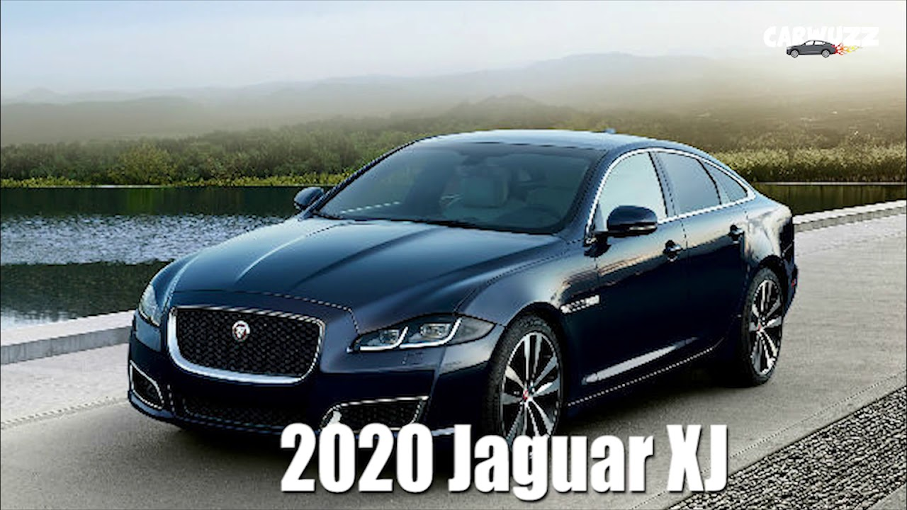 2020 JAGUAR XJ Exterior, Interior, Colors, Design