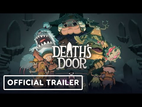 Death's Door - Official Gameplay Trailer | Day of the Devs 2021