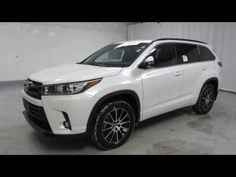 2017 toyota highlander se v6 in east swanzey nh 03446 youtube. Black Bedroom Furniture Sets. Home Design Ideas