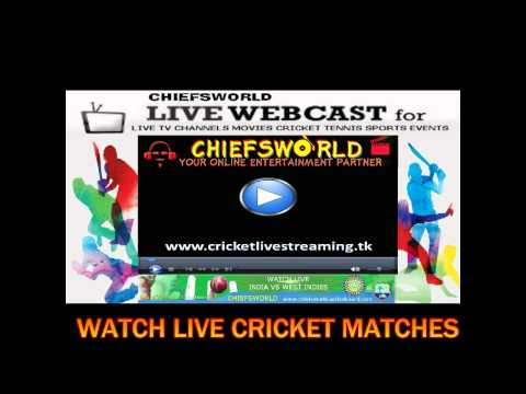 LIVE INDIA VS WEST INDIES CRICKET TEST MATCH.avi