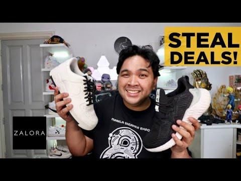 zalora sneaker