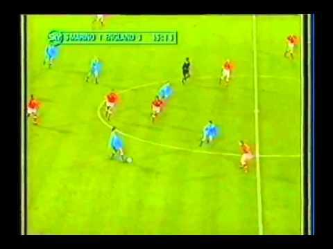 San Marino-Inghilterra 1-7, novembre 1993