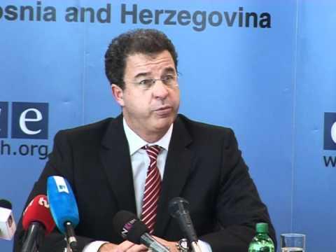 Posjeta fokusirana na regionalnu saradnju domaćeg sudstva (Serge Brammertz)