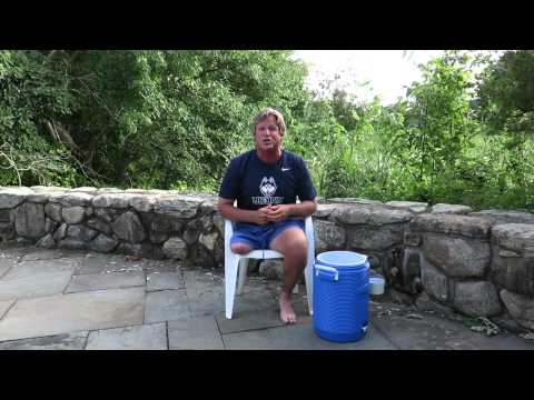 Ted Kennedy Jr. #ICEBUCKETCHALLENGE