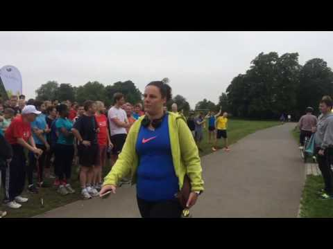 Richard completes Brockwell Park ParkRun in aid of South London Cares