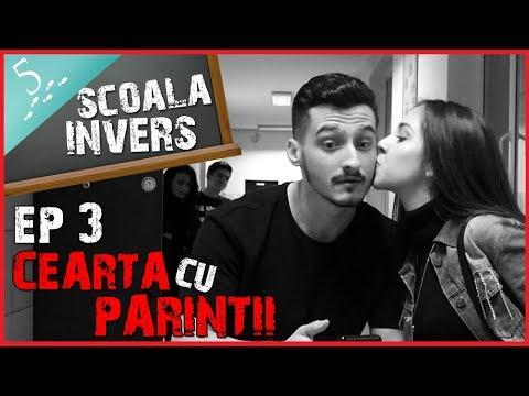 SCOALA INVERS (Ep.3-CEARTA CU PARINTII) (guest: BIBI & Cristina Almasan)