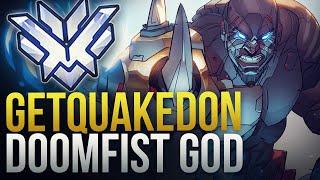 GetQuakedOn - DOOMFIST GOD - Overwatch Montage