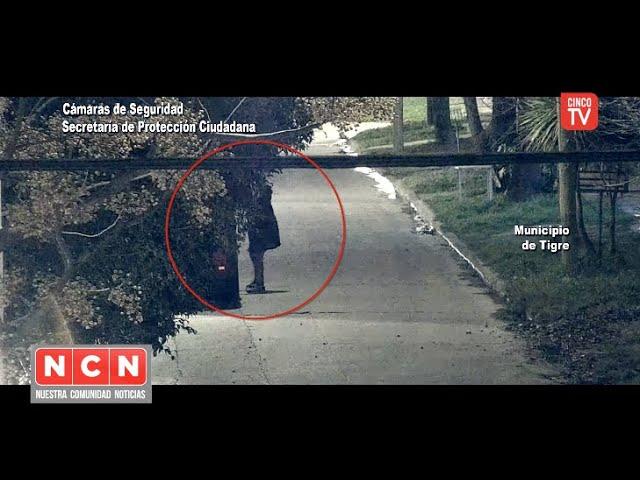 CINCO TV - Don Torcuato: cayó infraganti cuando intentaba robar una camioneta