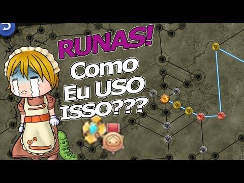 Ragnarok M Eternal Love: Sistema de Runas!!! Como iniciar nas runas!!! Guia básico!!! - Omega Play