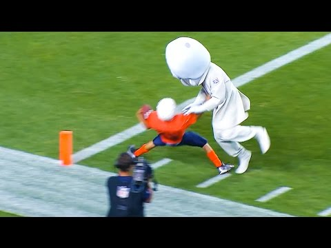 Ozzy Man Reviews: Mascots vs Kids