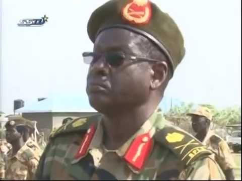 SOUTH SUDAN - FACE THE NATION - SPLA