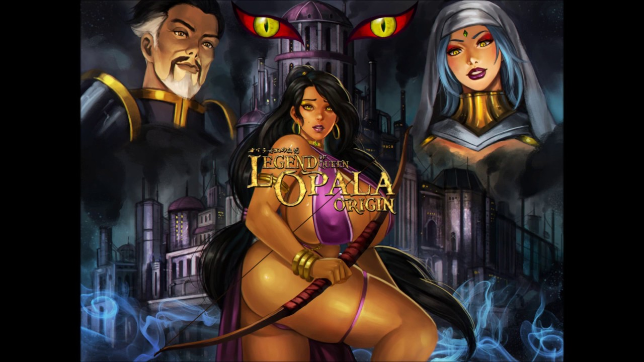 legend of queen opala