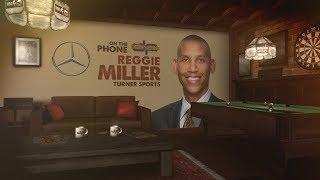 Reggie Miller Talks Harden, LeBron, Kawhi Status & More with Dan Patrick | Full Interview | 4/16/18