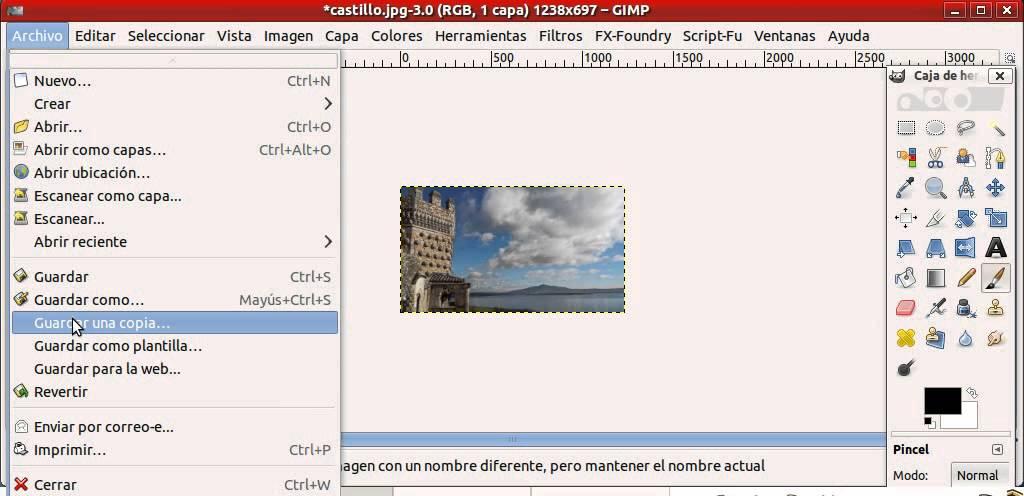 como reducir peso de fotos jpg
