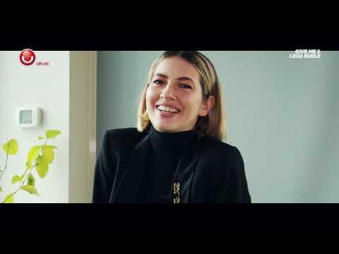Give  Me 5: Lidia Buble @Utv 2018