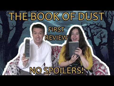 la-belle-sauvage:-the-book-of-dust-vol-1---first-review