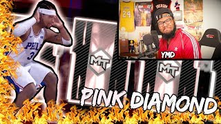 PINK DIAMOND PULLS! 1st Pack Opening! NBA 2k19 MyTEAM Pack Opening