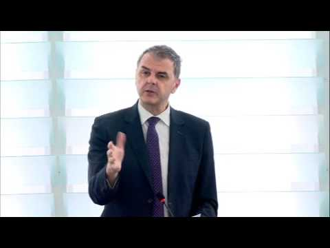 Jasenko Selimovic 17 May 2017 plenary speech on EEA Financial Mechanism