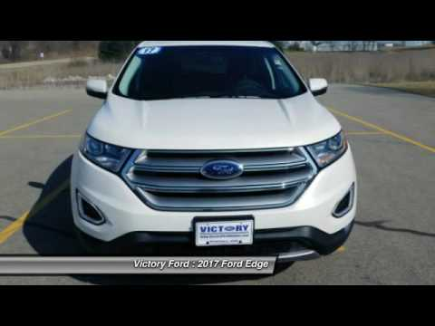 2017 Ford Edge Dyersville, Dubuque, Cedar Rapids, Manchester IA CH471
