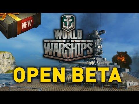 World Of Warships || Open Beta Impressions