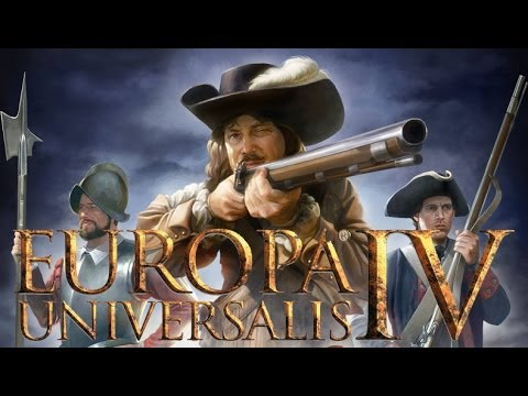 Europa Universalis 4 - Let's Play Poland Part 1 - Fighting the Baltic Knightly Orders