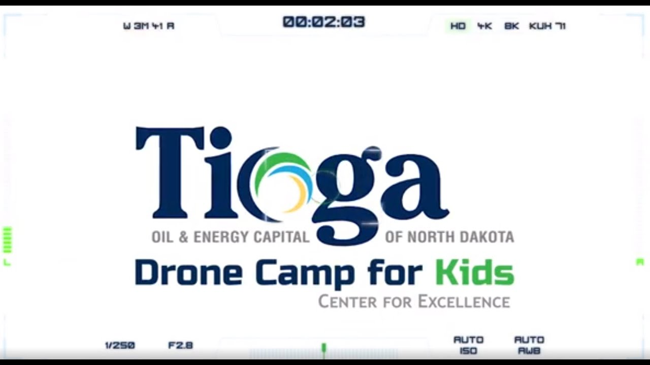 Tioga Drone Camp for Kids 2019