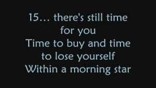 Repeat youtube video 100 Years - Five For Fighting (lyrics)