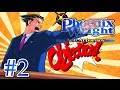 DETECTIVE SUEDESHOES - Let's Play - Phoenix Wright: Ace Attorney - 2