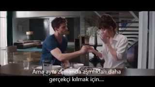 Fifty Shades Of Grey - Sam Taylor-Johnson Christian Grey'in Dairesini Anlatıyor