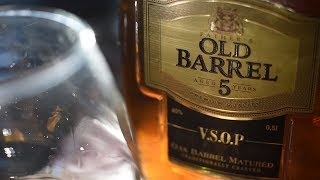 Коньяк OLD Barrel V.S.O.P. 5-летний (18+)