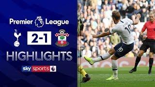 10-man Spurs beat Saints despite Lloris error!   Tottenham 2-1 Southampton   EPL Highlights