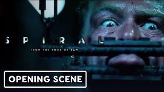 Spiral: From the Book of Saw - Clip ufficiale della scena di apertura (2021)