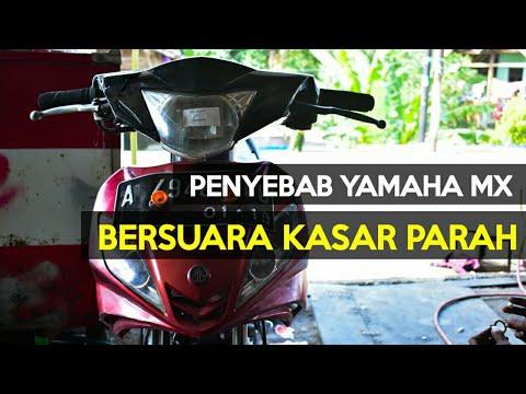 Oh Ternyata Ini Penyebab Suara Berisik Motor Yamaha MX