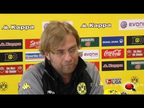 BVB Pressekonferenz vor dem Spiel gegen Hoffenheim