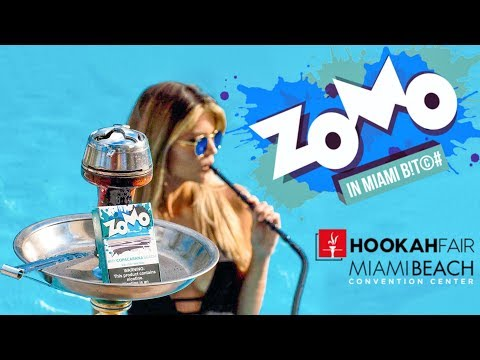 Hookah Fair Miami With Zomo | Miami Beach (2019)