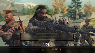 COD IS BACK! Trying Different Setups in Black Ops 4