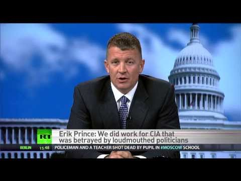 'Mercenaries do better job than US Army' - Blackwater founder