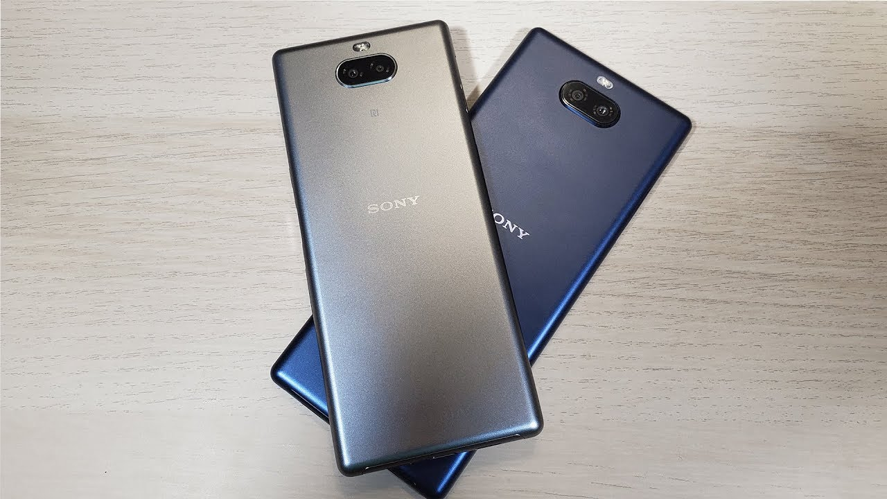 Xperia 10 & Xperia 10 Plus Hands-on : 21:9 has Some Perks ...
