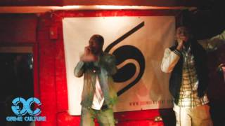 "Propane Performs ""In The Building"" Live at Soundbwoy Ent ""FREEK"" Release Party"